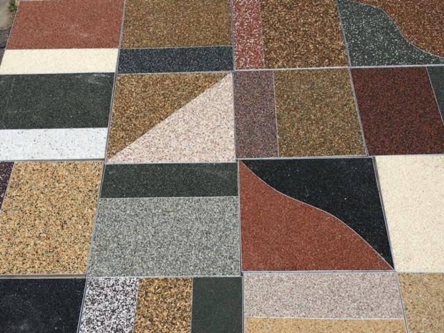 Stone carpet and Quartz Floors
